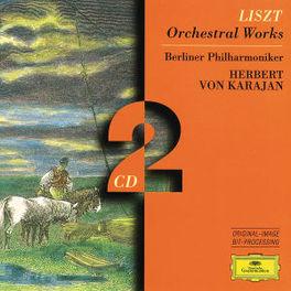 ORCHESTRAL WORKS W/BERLINER PHILHARMONIKER, HERBERT VON KARAJAN Audio CD, F. LISZT, CD