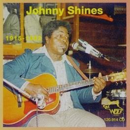 JOHNNY SHINES Audio CD, JOHNNY SHINES, CD