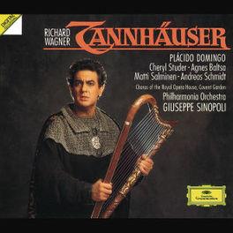 TANNHAUSER (COMPLETE) W/P.DOMINGO/CHORUS OF THE ROYAL OPERA HOUSE/G.SINOPOLI Audio CD, R. WAGNER, CD