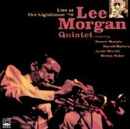 LIVE AT THE LIGHTHOUSE MORGAN, LEE -QUINTET-, CD