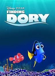 Finding Dory DISNEY FILMSTRIPS, Disney, Hardcover
