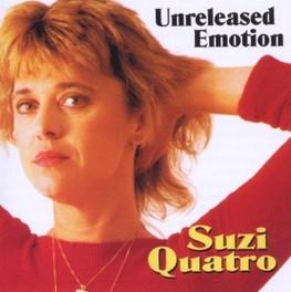 UNRELEASED EMOTION SUZI QUATRO, CD