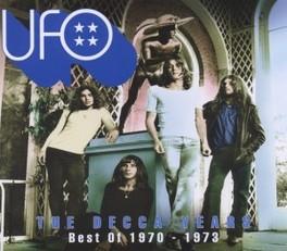 BEST OF DECCA YEARS 1970-1973 UFO, CD
