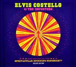 RETURN OF THE.. -CD+DVD- .. SPECTACULAR SPINNING SONGBOOK ELVIS COSTELLO, CD
