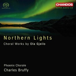 NORTHERN LIGHTS PHOENIX CHORALE PHOENIX CHORALE, CD