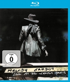Melody Gardot - Live At The Olympia Paris, (Blu-Ray) Melody Gardot, Blu-Ray