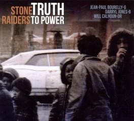 TRUTH TO POWER STONE RAIDERS, CD