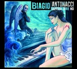SAPESSI DIRE NO -LTD- ANTONACCI BIAGIO, Vinyl LP