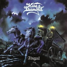 ABIGAIL -HQ- 180GR. AUDIOPHILE VINYL / INCL. INSERT KING DIAMOND, Vinyl LP