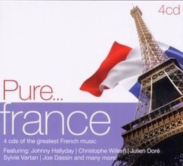 PURE... FRANCE -DIGI- FT. JOHNNY HALLYDAY/CHRISTOPHE WILLEM/JULIEN DORE A.O. V/A, CD