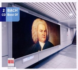 BEST OF J.S. BACH, CD