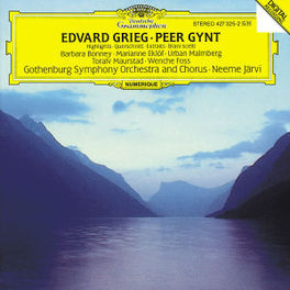 PEER GYNT -HIGHLIGHTS- BONNEY/MALMBURG/GOTEBORG'S SYMPH./JARVI Audio CD, EDVARD GRIEG, CD
