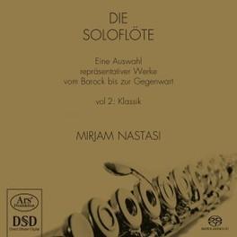 DIE SOLOFLOTE VOL.2 WORKS BY HOFFMEISTER... MIRJAM NASTASI, CD