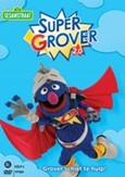Sesamstraat Super Grover 1,...