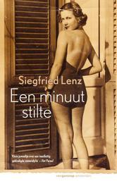 Een minuut stilte Siegfried Lenz, Paperback