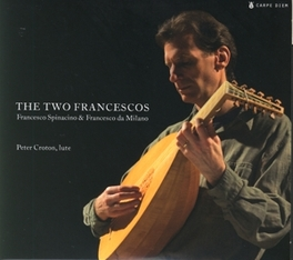 TWO FRANCESCOS PETER CROTON M. DA SPINACINO, CD