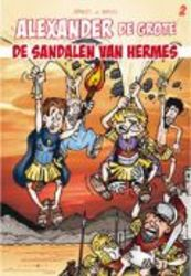 Alexander De Grote 2. De sandalen van Hermes (Proost), Paperback