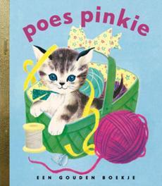 Poes Pinkie GOUDEN BOEKJES SERIE Gouden Boekjes, B. Jackson, Book, misc