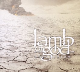 RESOLUTION -DIGI- LAMB OF GOD, CD