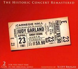 AT CARNEGIE HALL 1961 JUDY GARLAND, CD