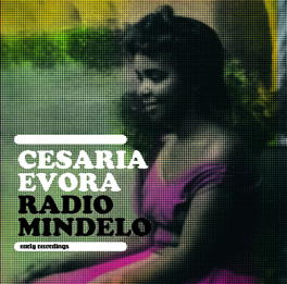 RADIO MINDELO-EARLY.. .. RECORDINGS Audio CD, CESARIA EVORA, CD