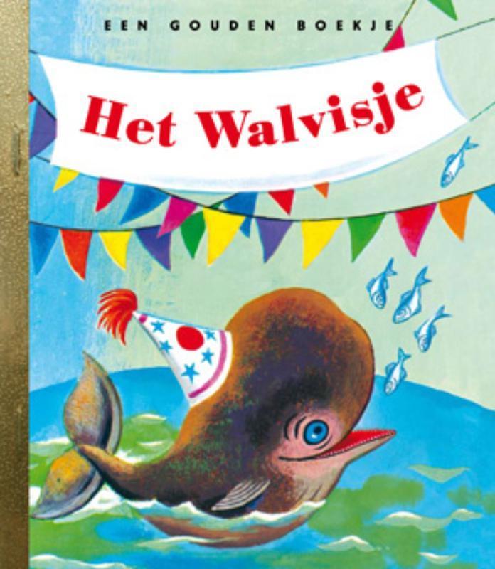 Het walvisje GOUDEN BOEKJES SERIE Gouden Boekjes, W. Watson, onb.uitv.