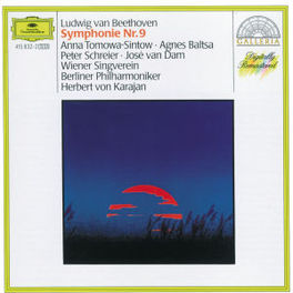 SYMPH.NO.9 BP/KARAJAN Audio CD, L. VAN BEETHOVEN, CD