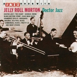 A JAZZ HOUR WITH Audio CD, JELLY ROLL MORTON, CD