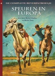 BEVERPATROELJE COMPLEET LU04. SPEUREN IN EUROPA (LUXE EDITIE) BEVERPATROELJE COMPLEET, MITACQ, CHARLIER, JEAN-MICHEL, Hardcover