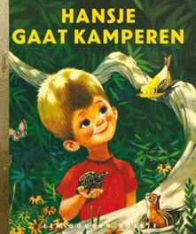Hansje gaat kamperen GOUDEN BOEKJES SERIE Gouden Boekje, KINDERBOEKEN, Hardcover