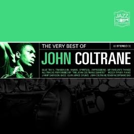 VERY BEST OF JOHN COLTRANE, CD