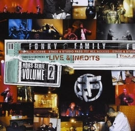 HORS-SERIE VOL.2 Audio CD, FONKY FAMILY, CD