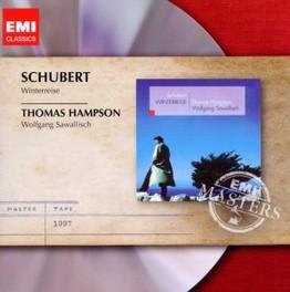 DIE WINTERREISE THOMAS HAMPSON F. SCHUBERT, CD