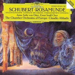 MUSIK ZU ROSAMUNDE CHAMBER ORCH OF EUROPE/ABBADO Audio CD, F SCHUBERT, CD