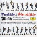 AUSTRIAN & PRUSSIAN W/BERLINER PHILHARMONIKER, HERBERT VON KARAJAN