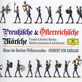 AUSTRIAN & PRUSSIAN W/BERLINER PHILHARMONIKER, HERBERT VON KARAJAN Audio CD, V/A, CD