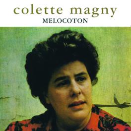 MELOCOTON Audio CD, COLETTE MAGNY, CD