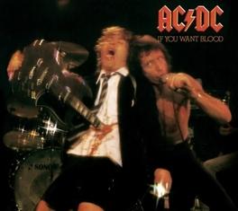 IF YOU WANT BLOOD.. -LTD- .. YOU'VE GOT IT / 180GR. AC/DC, LP