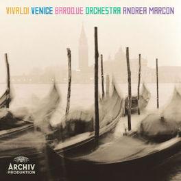 CONCERTI E SINFONIA PER A VENICE BAROQUE ORCHESTRA W/ANDREA MARCON Audio CD, A. VIVALDI, CD