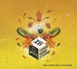 SONNE MOND STERNE X6 V/A, CD