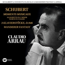MOMENTS MUSICAUX CLAUDIO ARRAU