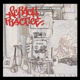 SCRATCH PRACTICE DJ T-KUT, LP