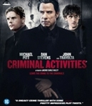 Criminal activities, (Blu-Ray)