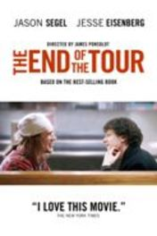 End Of The Tour - DVD