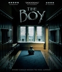 The boy, (Blu-Ray)