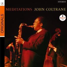 MEDITATIONS Audio CD, JOHN COLTRANE, CD