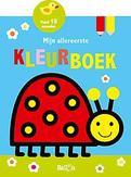 Mijn allereerste kleurboek...