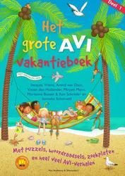 Het grote AVI vakantieboek:...