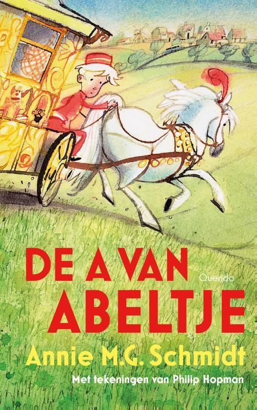 De A van Abeltje Schmidt, Annie M.G., Hardcover