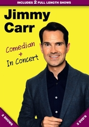 Jimmy Carr - Comedian  In...